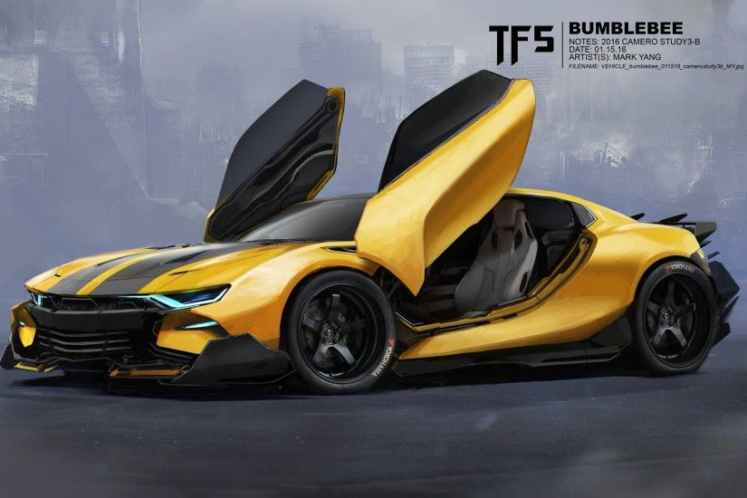 Transformers-5-The-Last-Knight-Mark-Yang-Bumblebee-005.jpg (2048×1325) |  Transformers Concept Art | Pinterest | Concept art, Knight and Cars