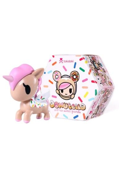 Tokidoki Donutella Mini Figure Blind Box
