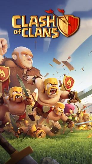 clash of clans wallpaper 1080x1920 htc