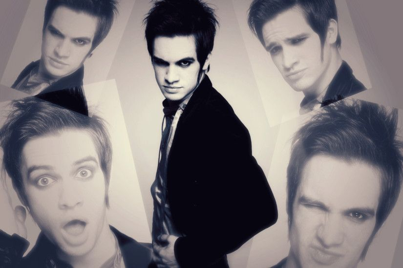 Panic At The Disco and Paramore images Brendon☠ HD wallpaper and background  photos