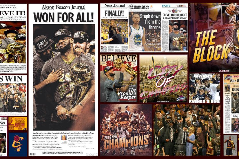 Cleveland Cavaliers images CLEVELAND CAVALIERS 2016 NBA CHAMPIONS HD  wallpaper and background photos