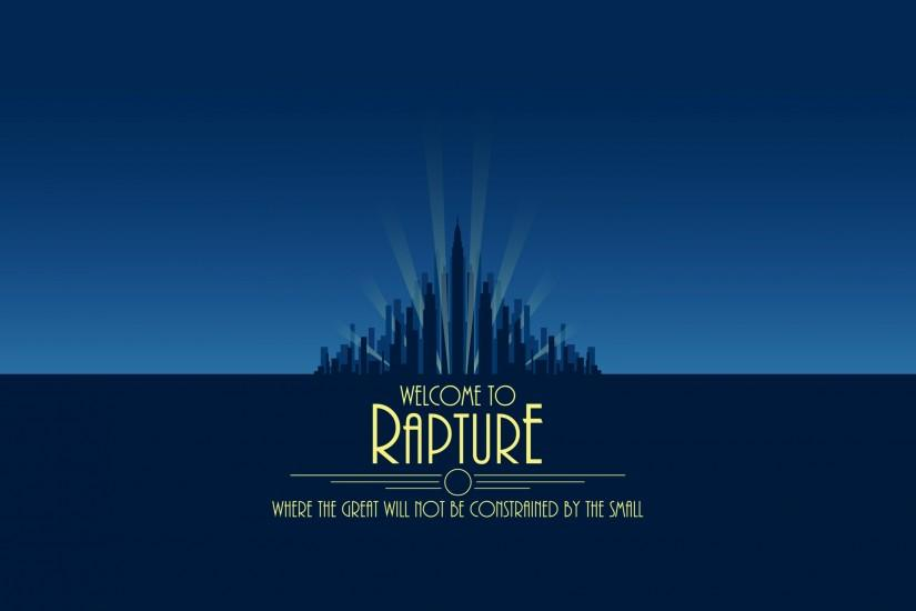 Rapture Bioshock Blue wallpaper | 2473x1391 | 78907 | WallpaperUP