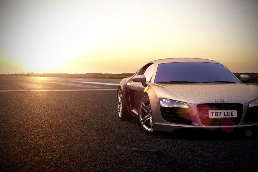 Audi R8 Gtr · HD Wallpaper | Background ID:516055