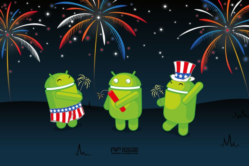 Wallpaper : Happy 4th of July!