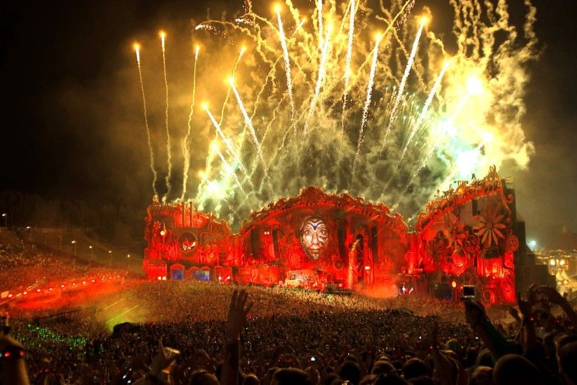 ... Wallpaper Cave Tomorrowland 2014 sells out two-weekends in under hour .