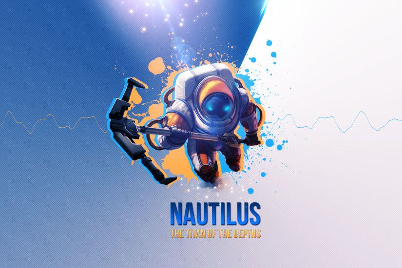 General 2560x1440 League of Legends Nautilus