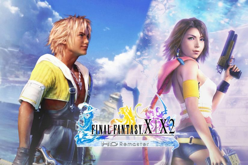 ... FINAL FANTASY X/X-2 HD Remaster - FREE DOWNLOAD | CRACKED-GAMES ...
