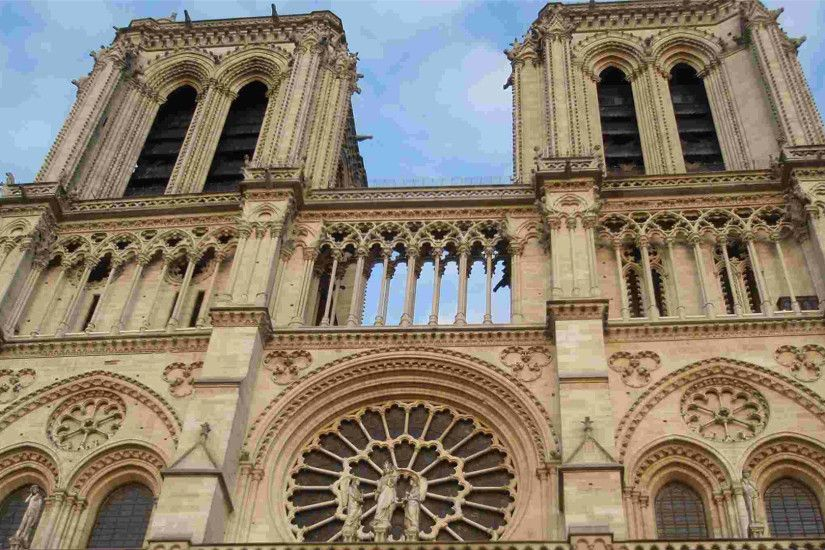 Pictures Of Notre Dame Cathedral Wallpaper