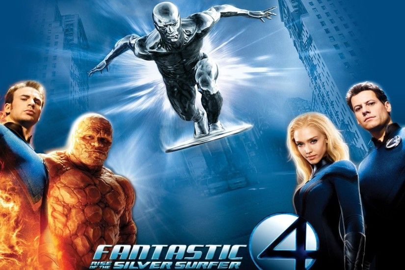 1920x1080 Wallpaper fantastic 4, rise of the silver surfer, team, mr  fantastic,