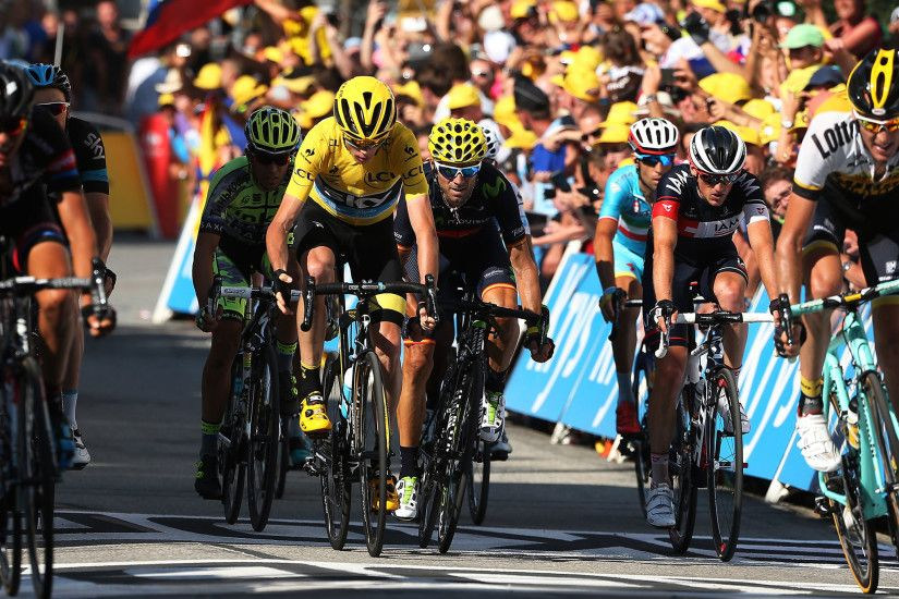 Tour de France 2015: Chris Froome retains advantage, Romain Bardet wins  stage 18 | The Independent