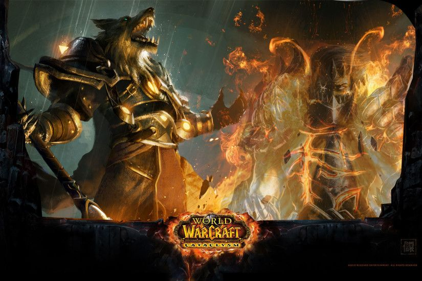 Worgen wallpaper