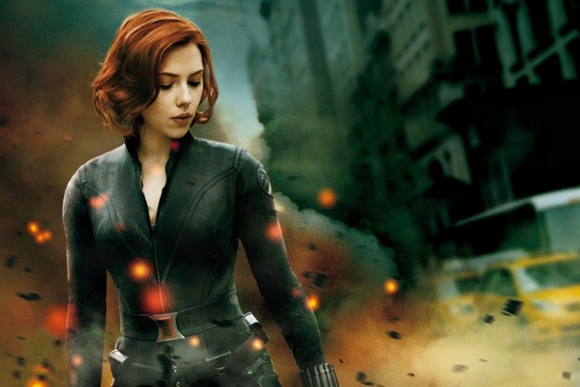 Scarlett Johansson, Black Widow, Marvel Comics, The Avengers, Superheroines  Wallpapers HD / Desktop and Mobile Backgrounds