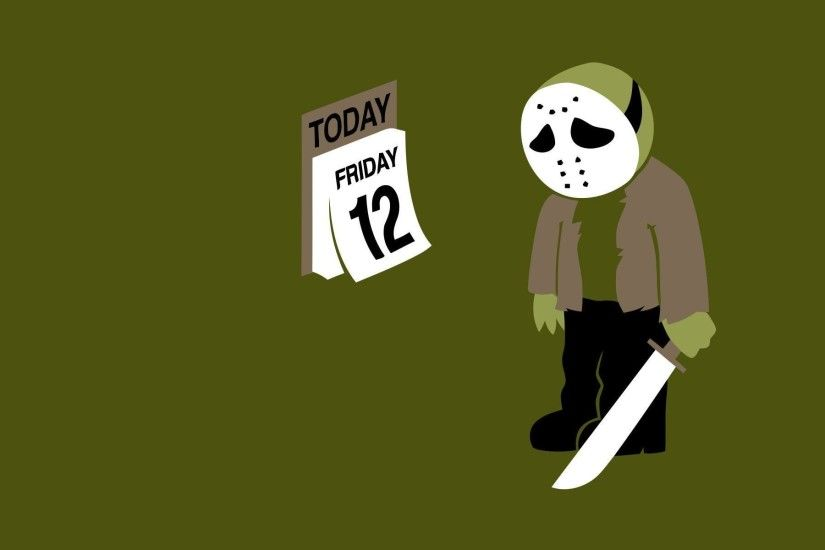 Dissapointed Jason Voorhees Wallpaper #