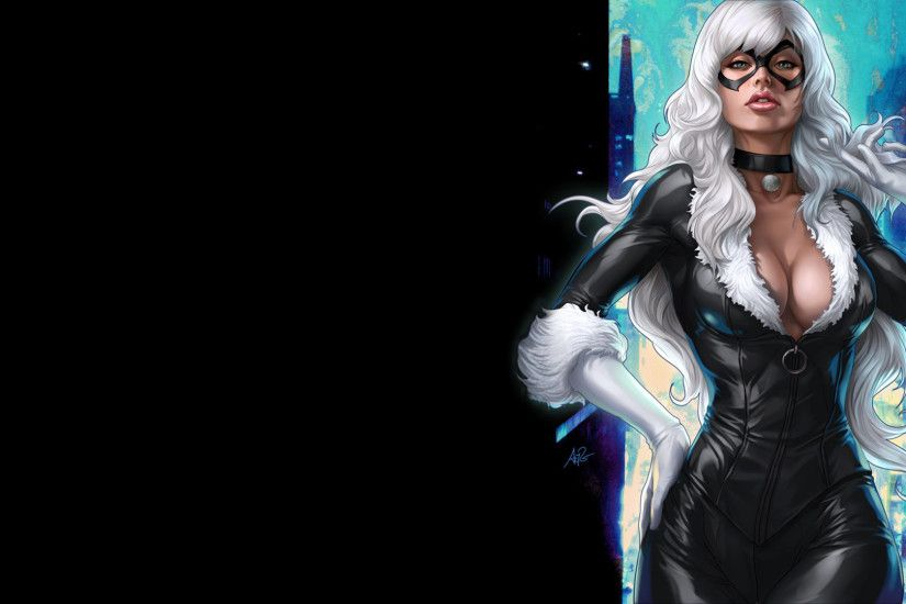 Comics - Black Cat Black Cat (Marvel Comics) Wallpaper