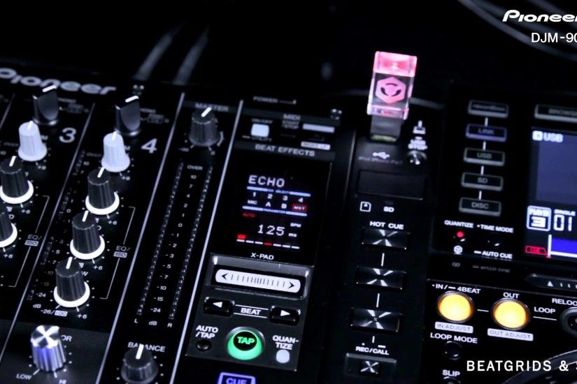 Pioneer dj wallpaper - Table de mixage pioneer djm 5000 ...