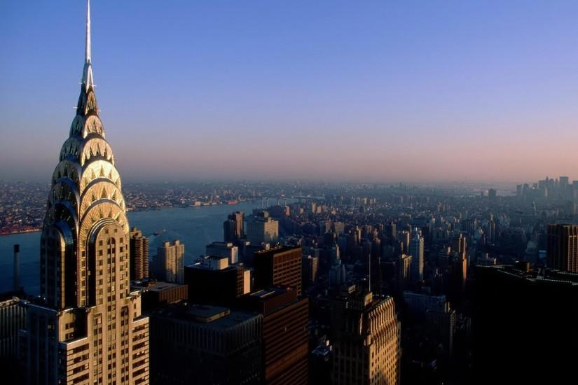 New-York-City-HD-Background - Live Trading News