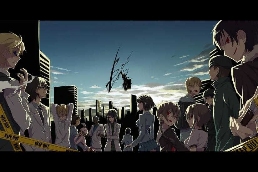 durarara wallpaper 1920x1080 tablet