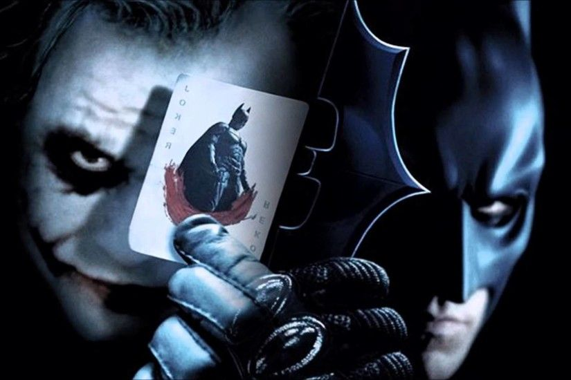 Hans Zimmer & James Newton Howard - Like a Dog Chasing Cars (The Dark  Knight Soundtrack) - YouTube