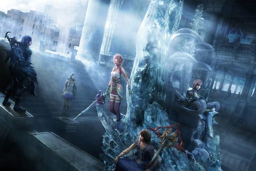 View Fullsize Final Fantasy XIII Image