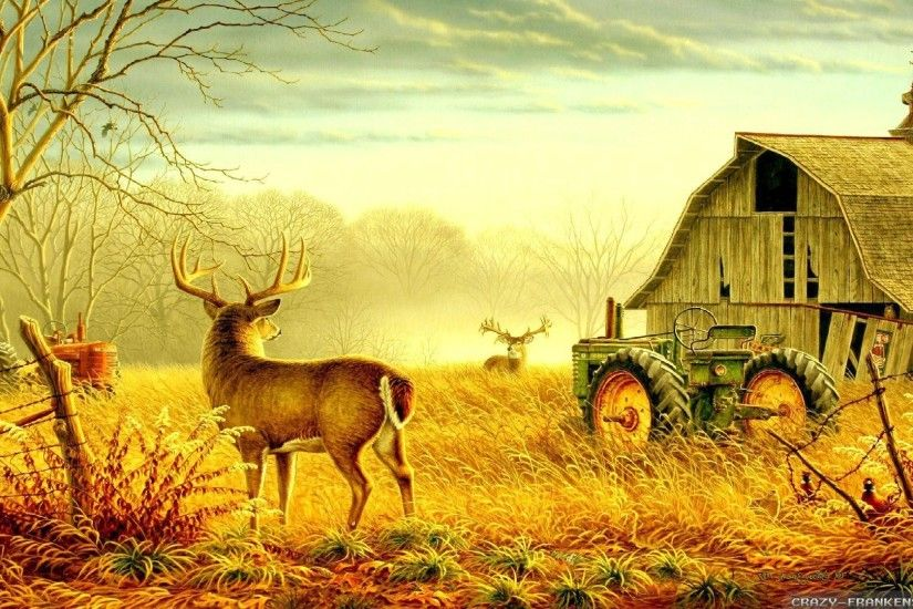 Summer Country Scenes Wallpaper - WallpaperSafari