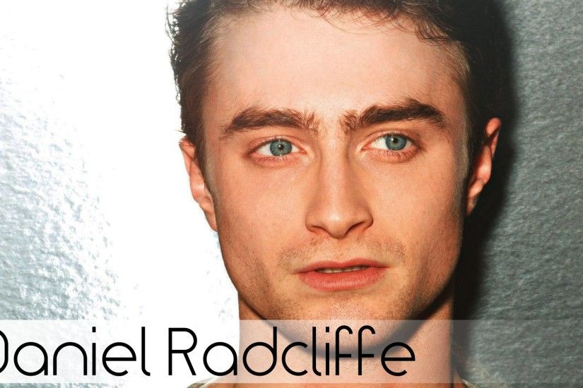 Daniel Radcliffe Time-Lapse Filmography - Through the years, Before and  Now! - YouTube