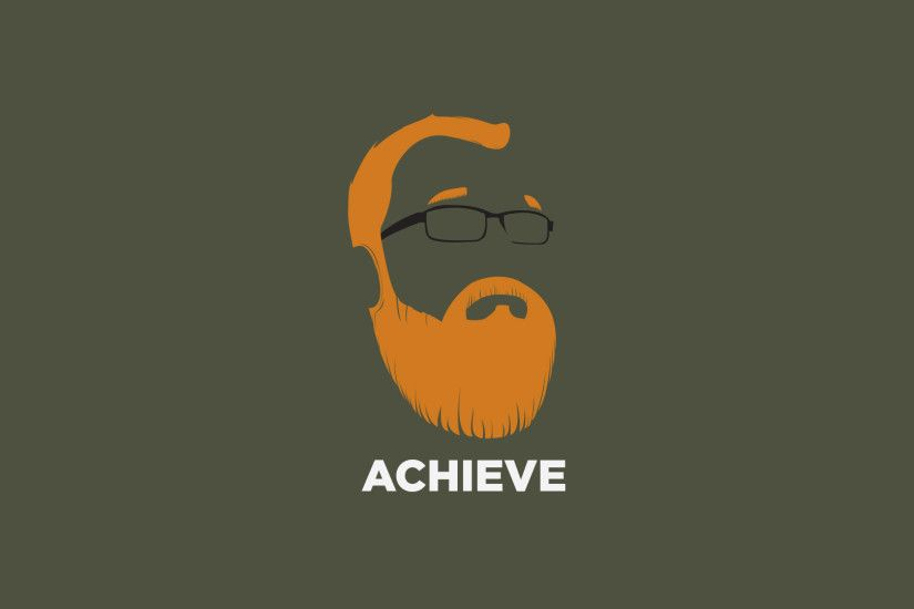 "Achievement Hunter ""Achieve"" complete wallpaper set - I couldn't find most  of these as wallpapers, so I made them all from the T-shirt graphics."