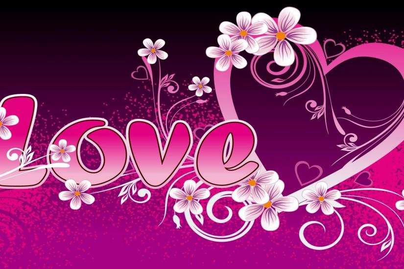Love Heart Wallpaper 737253