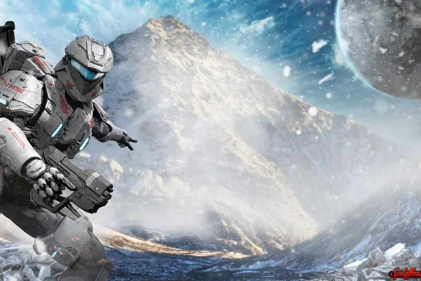 widescreen halo 5 wallpaper 3840x2160 picture