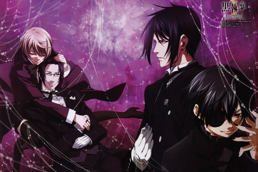 amazing black butler wallpaper 2560x1766 for samsung