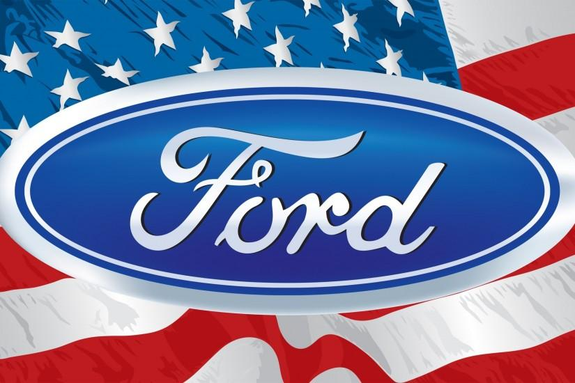 Wallpapers of the international car brand Ford, Ford is really popular in  America