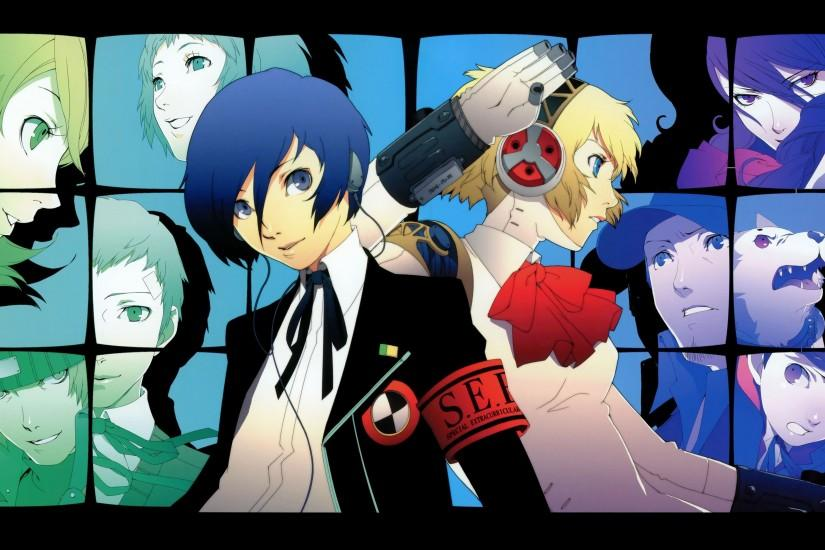 beautiful persona 3 wallpaper 3840x2160 for full hd