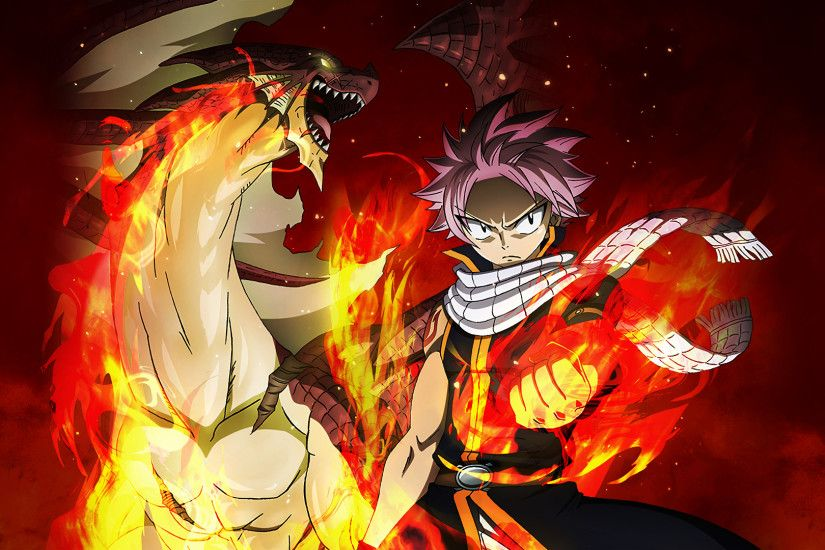 natsu dragneel hd wallpaper - photo #7