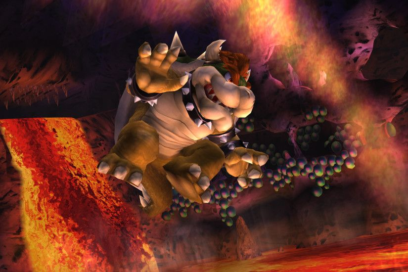 ... Bowser from Super Smash Bros Brawl in 4k by NayroxV8
