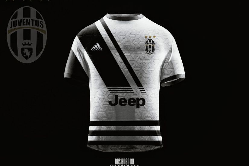 ... Juventus Football Club 2017/2018 (Concept Kit) by Mascariano