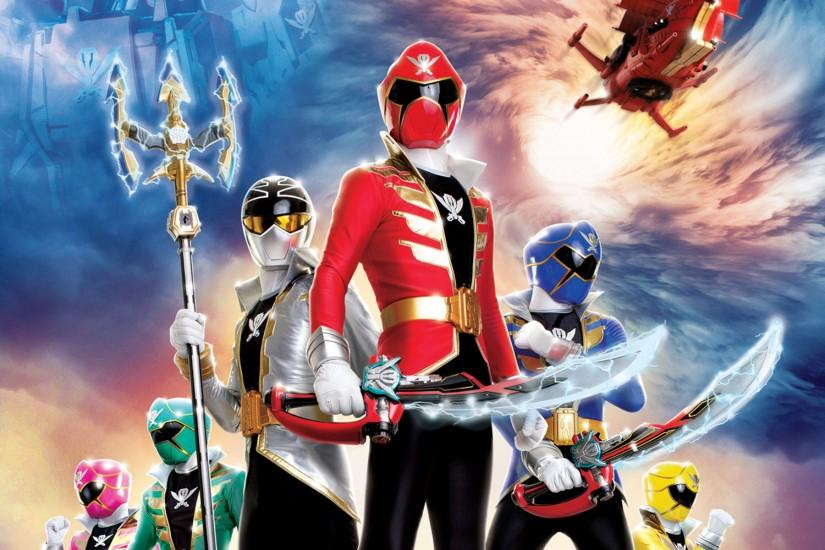 Power Rangers HD Image.