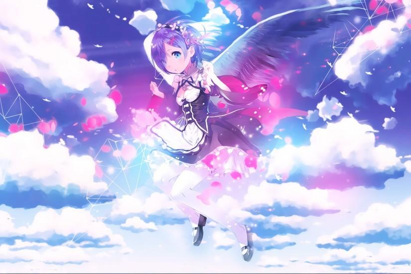 download free re zero wallpaper 1920x1080 for ipad pro
