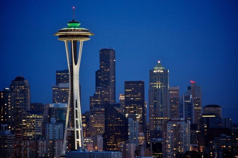 Space Needle - Seattle wallpaper #
