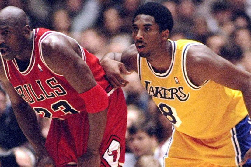 Michael Jordan Kobe Bryant wallpaper | YouBioit.com Kobe Bryant vs .