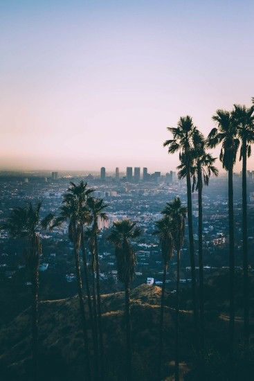 city sunsets California Dreamin', California Camping, Los Angeles Wallpaper,  La Skyline,
