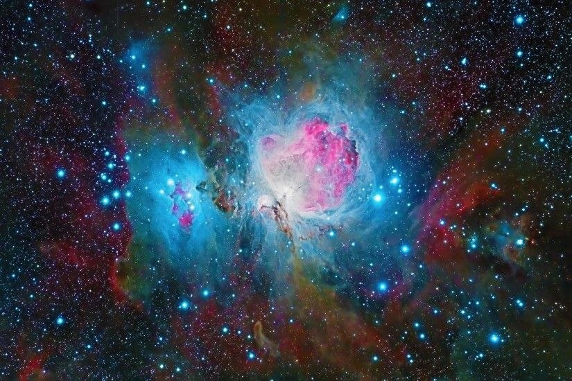 UltraHD wallpaper icon The beautiful Orion Nebula 🌌 wallpaper