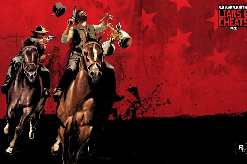 HD Wallpaper | Background ID:280852. 2560x1600 Video Game Red Dead  Redemption