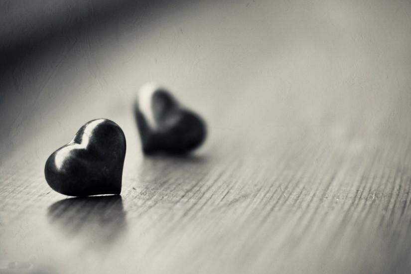 Black And White Heart Desktop Background. Download 2560x1440 ...