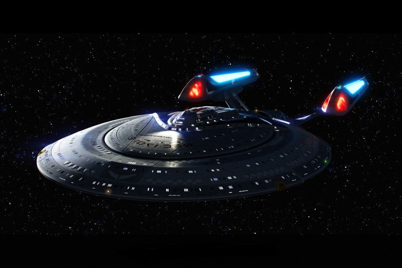 USS-Enterprise-In-Space-Star Trek HD Wallpapers