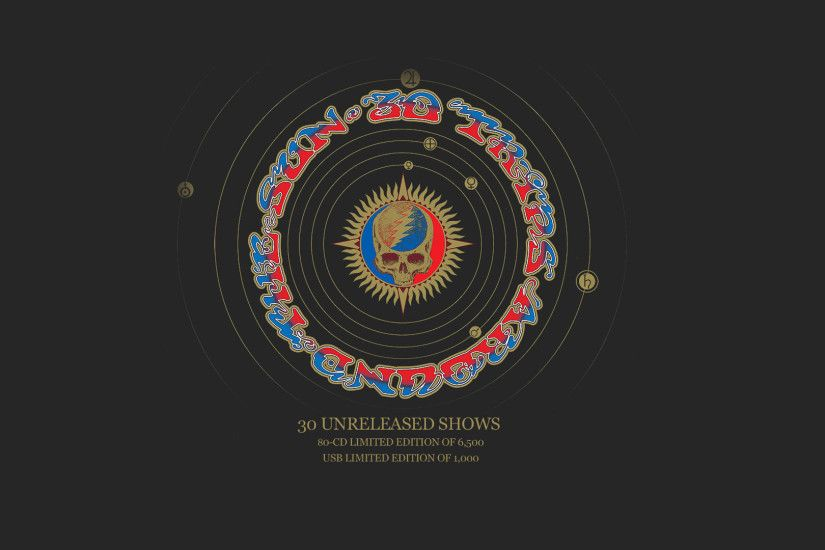 FLOOD | Boxes Upon Boxes of Rain: The Grateful Dead to Release Eighty-Disc  Live Set
