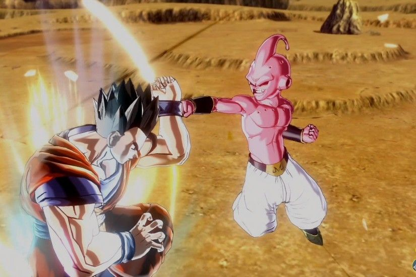 Dragon Ball Xenoverse (PS4): Ultimate Gohan Vs Kid Buu (Majin Buu Saga)  (Part 30)【60FPS 1080P】 - YouTube