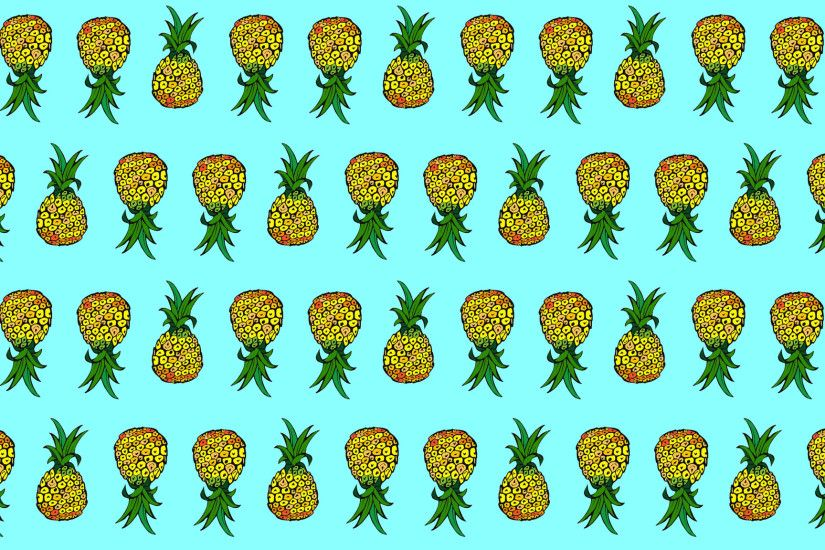 The Big Pineapple Pineapple Wallpapers | Pineapples | Pinterest | Wallpaper  ...