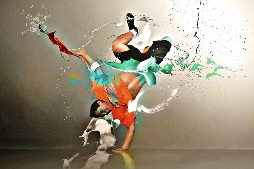 Break Dancer Cool Graphic | HD Dance and Music Wallpaper Free Download ...