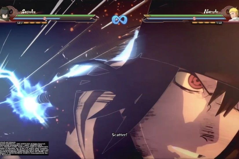 "Naruto Shippuden: Ultimate Ninja Storm 4: Sasuke Uchiha ""THE LAST"" All  Moves and Awakening! - YouTube"