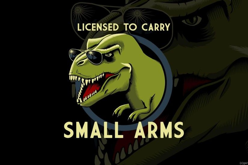 T-Rex-Small-Arms-Arms-Sunglasses-dinosaur-1920x1080-