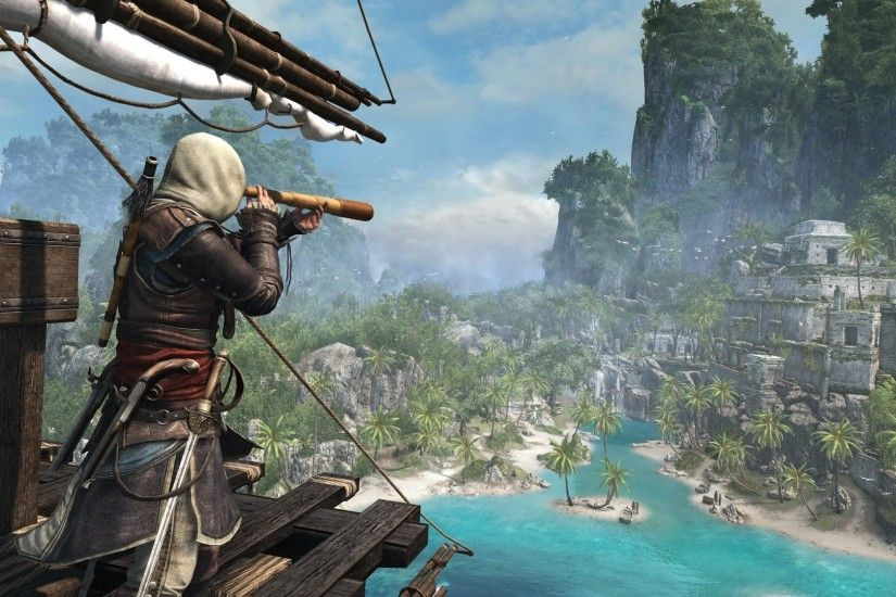 Video Game - Assassin's Creed IV: Black Flag Wallpaper